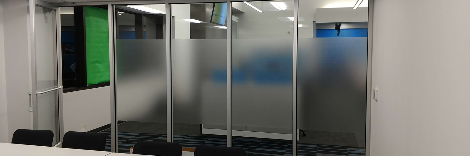 Privacy-window-tinting-conference-room-Springfield-MO